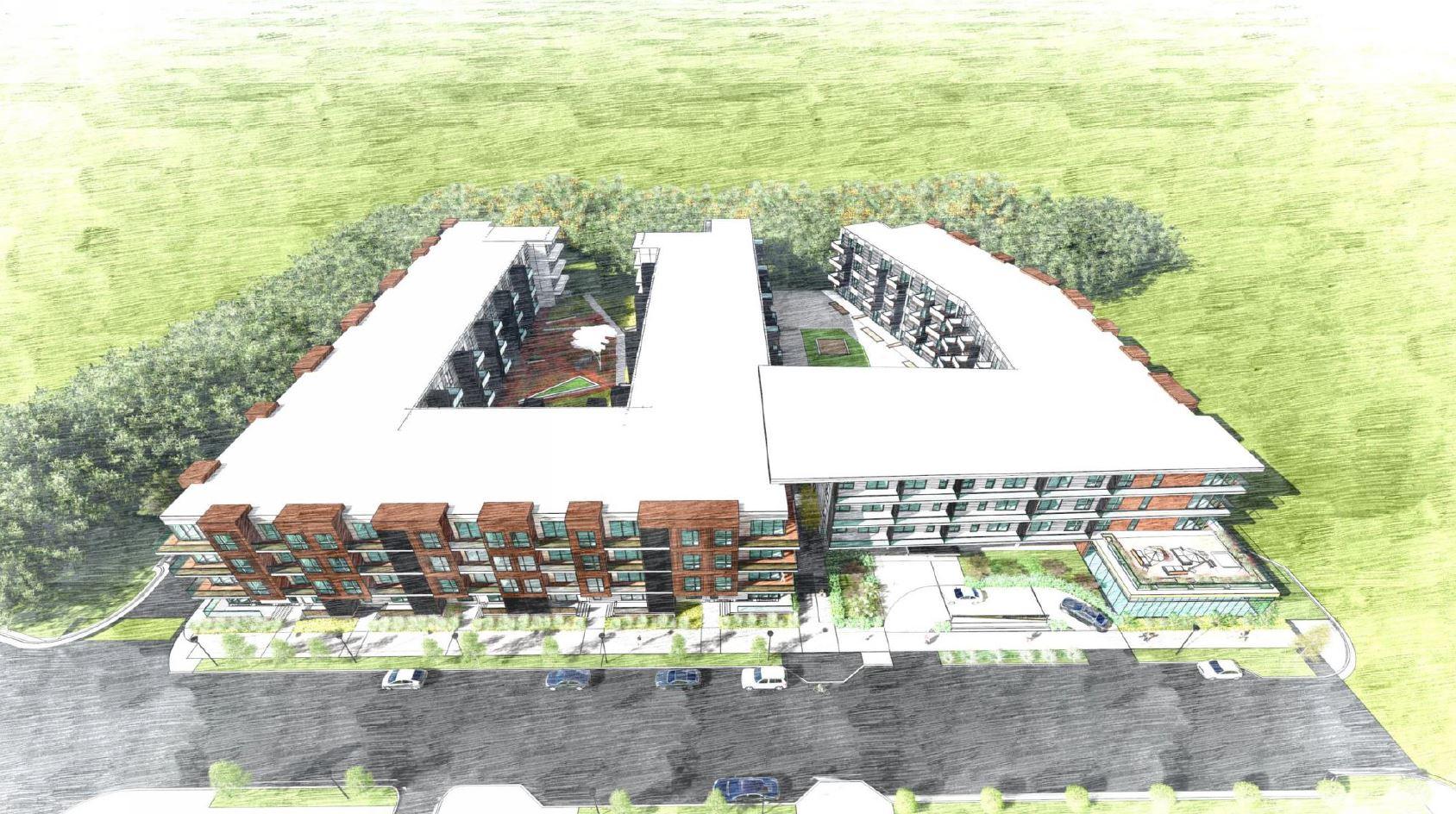Emerald Row Phase II - 2