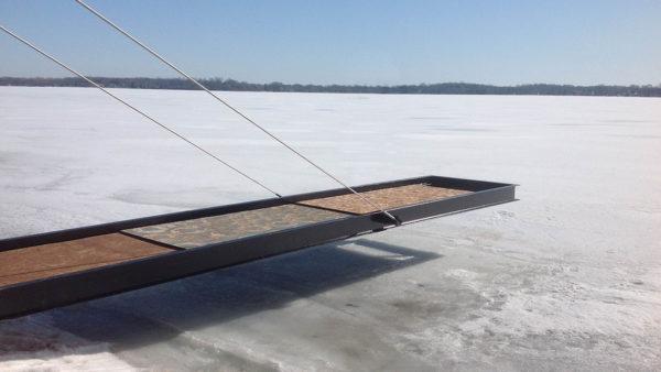 Lac La Belle Lakehouse Pier